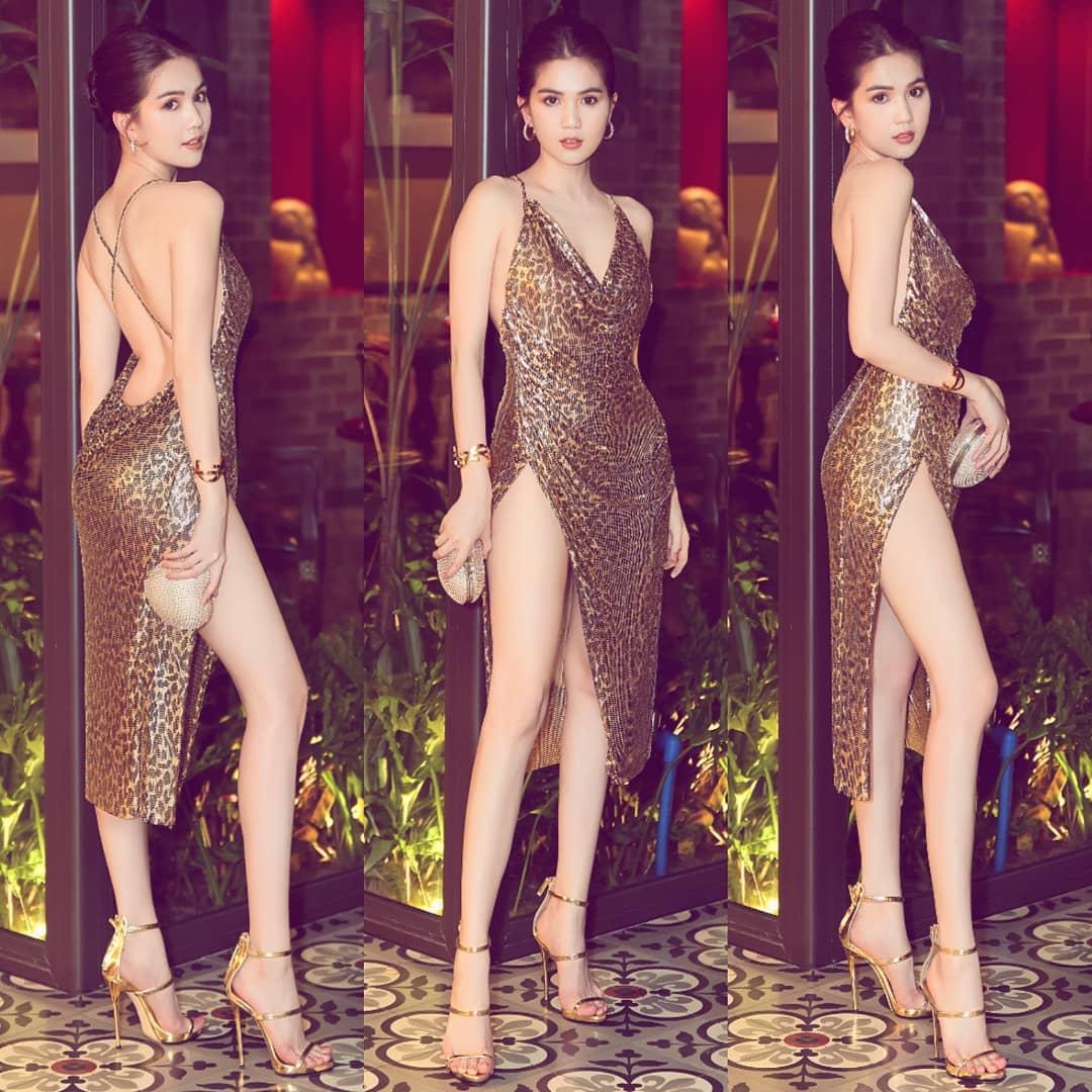 Ngoài Bích Phương, showbiz Việt còn những đôi chân 'cực phẩm' nhìn là mê - Ảnh 13