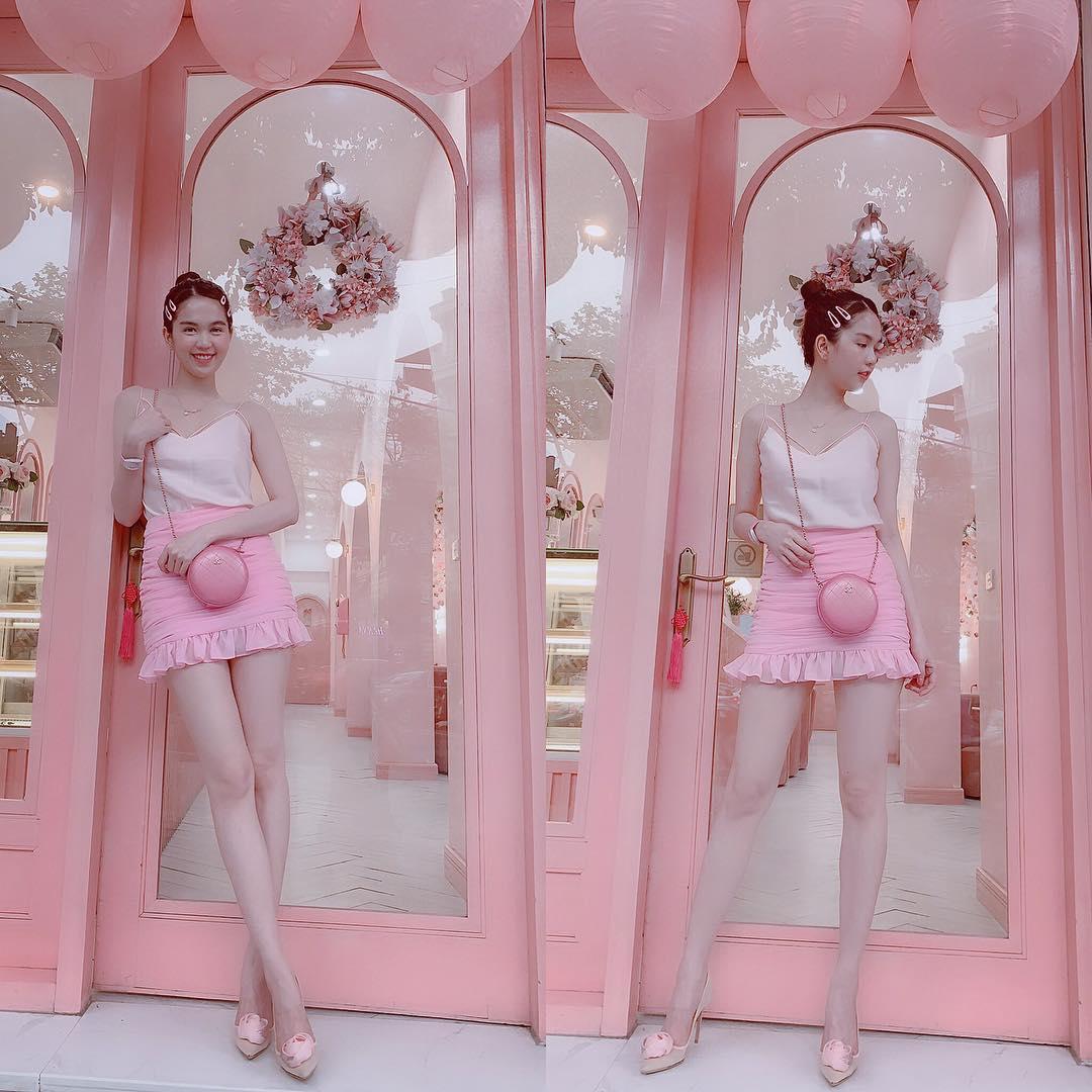 Ngoài Bích Phương, showbiz Việt còn những đôi chân 'cực phẩm' nhìn là mê - Ảnh 14