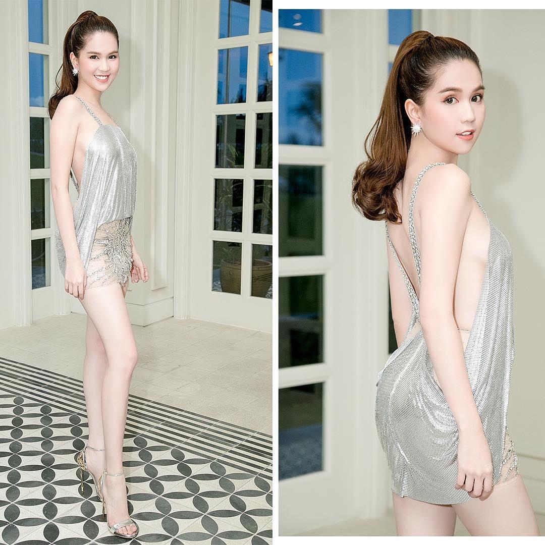 Ngoài Bích Phương, showbiz Việt còn những đôi chân 'cực phẩm' nhìn là mê - Ảnh 16