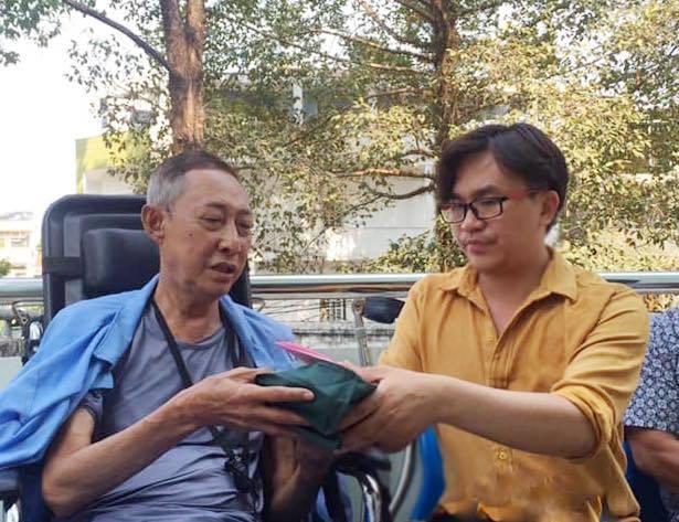 Những cống hiến hết mình cho nghệ thuật của nghệ sĩ Lê Bình - Ảnh 5
