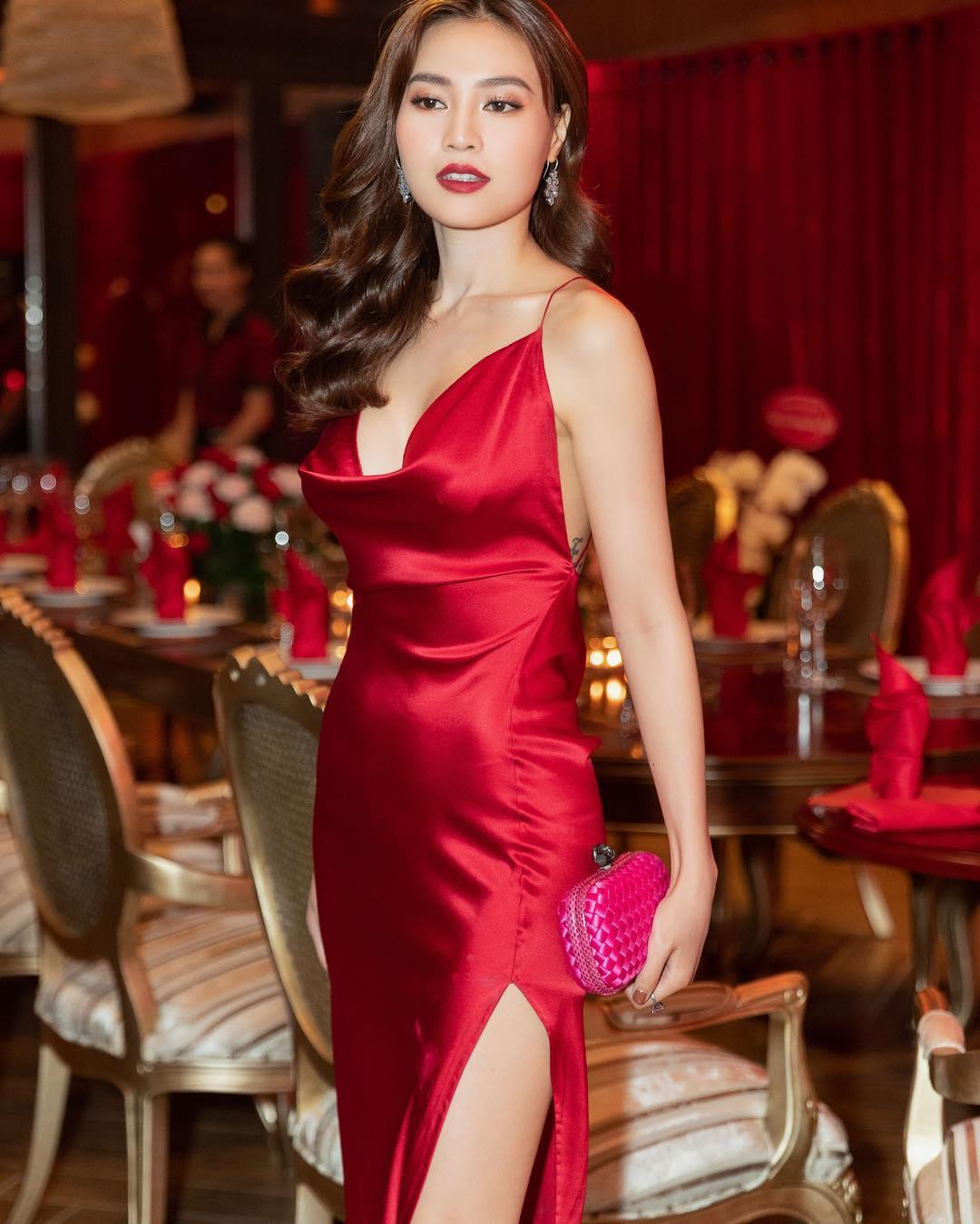 Ninh Dương Lan Ngọc chính thức gia nhập 'cuộc đua' gợi cảm của showbiz Việt - Ảnh 10