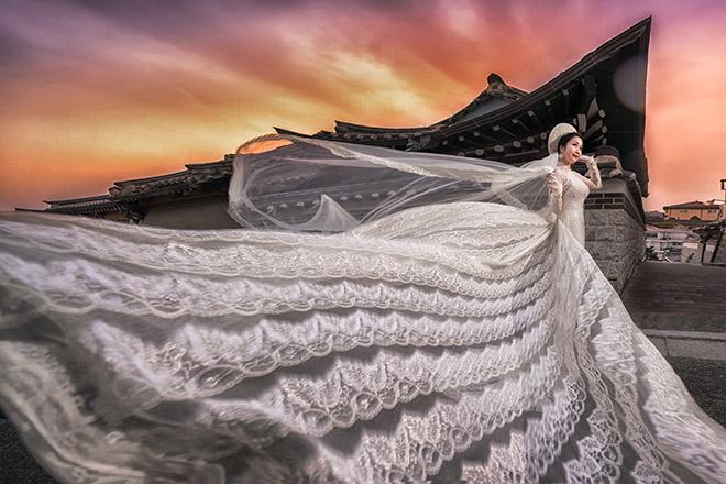Ốc Thanh Vân lộ hình xăm lớn trong bộ ảnh kỷ niệm 11 năm cưới - Ảnh 6