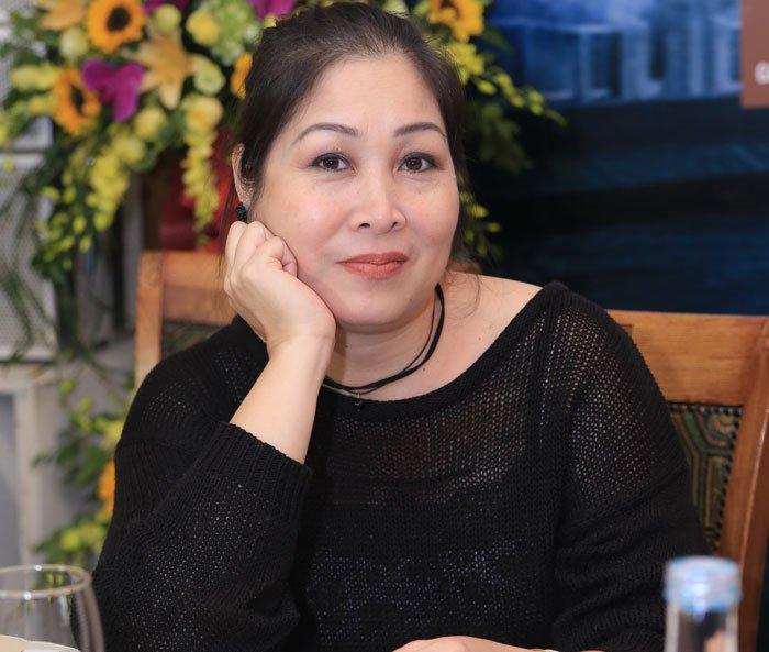 Sao Việt U50, U60: Người trẻ trung bất chấp, kẻ xuống sắc khó nhận ra - Ảnh 5