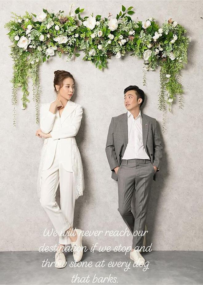 'Soi' quà cưới của sao Việt: Vợ sắp cưới của Cường Đô La khiến chị em ghen tị nhất - Ảnh 1