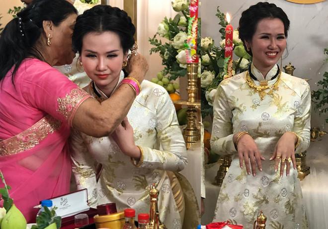 'Soi' quà cưới của sao Việt: Vợ sắp cưới của Cường Đô La khiến chị em ghen tị nhất - Ảnh 7