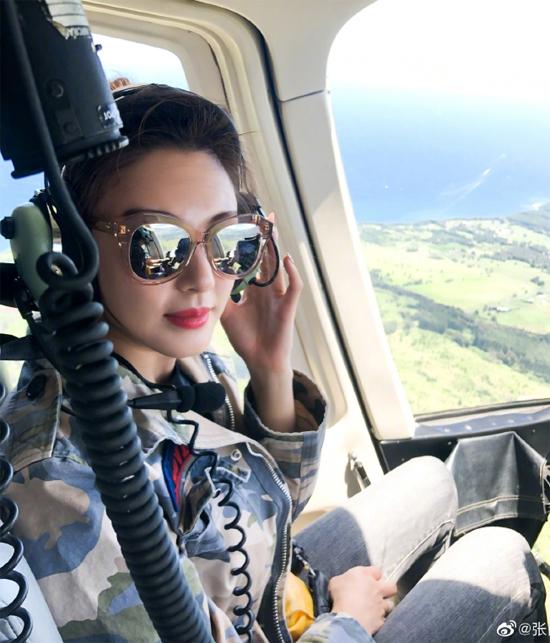 'Song Hye Kyo Trung Quốc' say tình mới sau vài tháng ly hôn - Ảnh 1