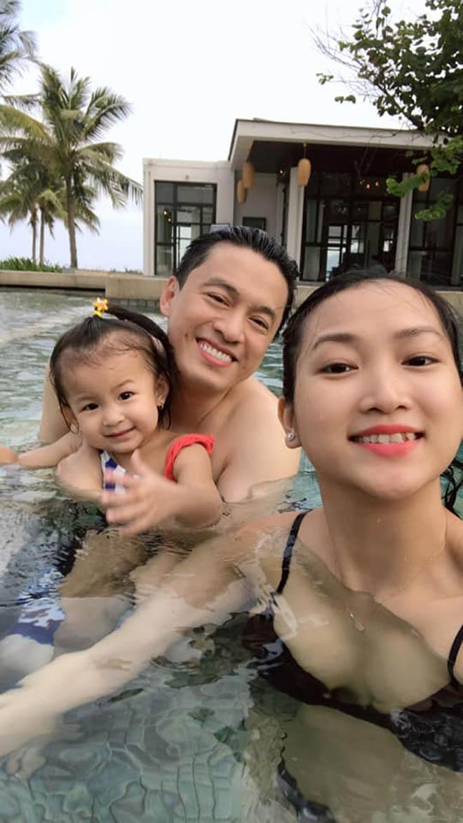 Vợ kém 17 tuổi của Lam Trường tủi thân, vất vả khi một mình chăm con ở Mỹ - Ảnh 7
