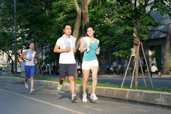 1 tháng giảm 10kg khi kết hợp tập luyện thể thao thường xuyên