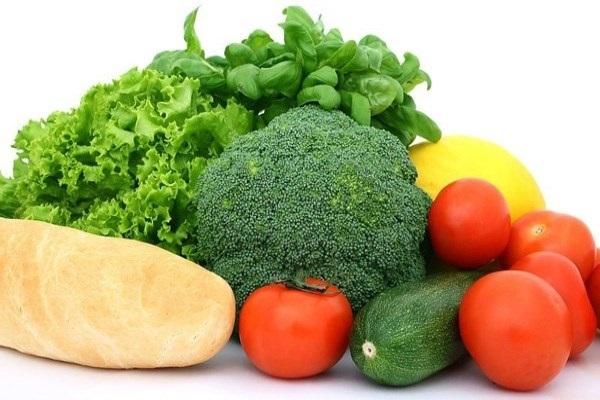 Giảm cân 10kg 1 tháng với chế độ ăn nhiều rau xanh