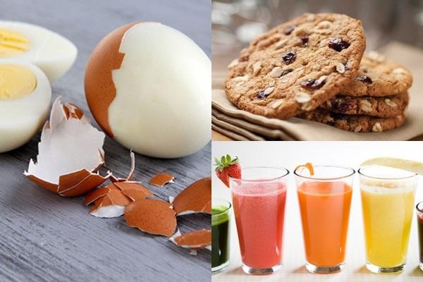 Bữa sáng hợp lý giúp giảm cân trong 1 tháng