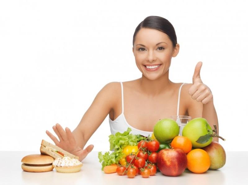Ăn hoa quả - thực đơn ngày 1 để giảm cân 1 tuần 6 kg hiệu quả