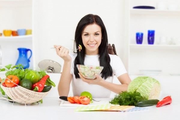 Chế độ ăn uống hợp lý giúp giảm 5kg chỉ trong 3 ngày