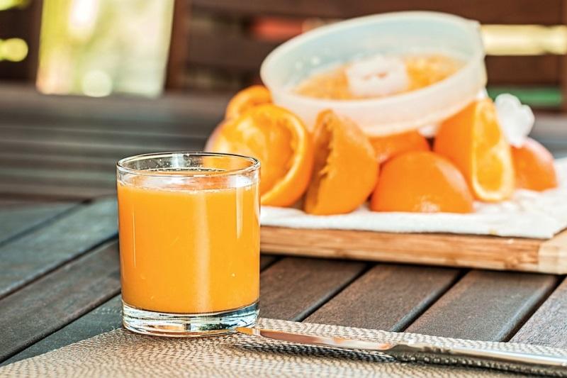 Giảm cân bằng cam là bí quyết tuyệt vời nhất