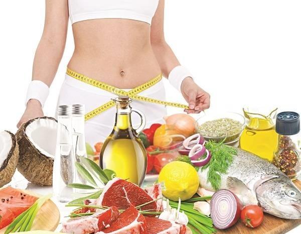 Cân bằng chế độ ăn uống để không bị tăng cân trở lại.