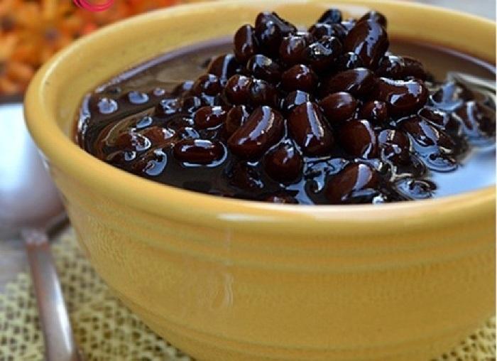 Ăn chè đậu đen giúp giảm cân nhanh chóng.