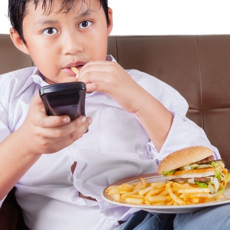 Giảm cân cho trẻ: Cha mẹ chính là chìa khóa - Ảnh 1