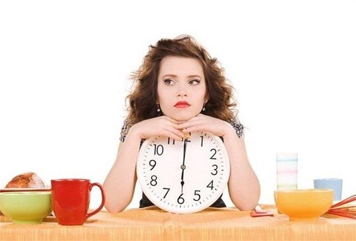 Không nên bỏ bữa là mẹo giảm cân đúng cách hiệu quả.