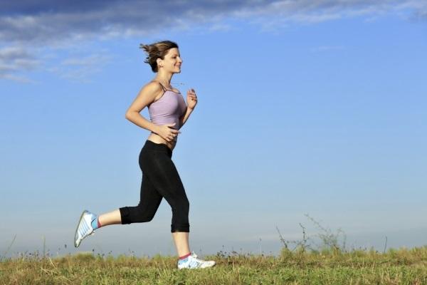 Chạy bộ mỗi ngày hỗ trợ giảm cân hiệu quả
