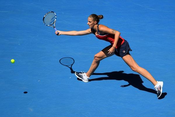 Giảm cân hiệu quả cao với bộ môn quần vợt