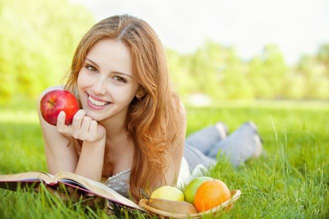Ăn táo bổ sung dinh dưỡng, giảm cảm giác thèm ăn, giảm cân nhanh chóng.