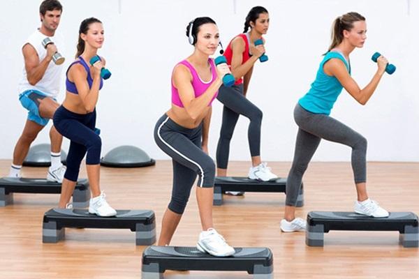 2 tuần giảm cân nhanh chóng bằng cách tập thể thao