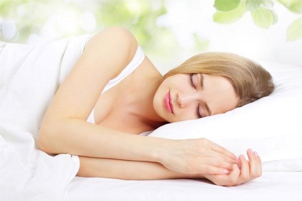 Ngủ nghỉ hợp lý hỗ trợ giảm cân an toàn