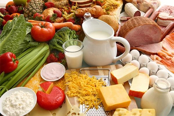 Thực phẩm giảm cân sau sinh an toàn