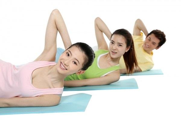 Tập luyện thường xuyên để giảm cân sau sinh hiệu quả