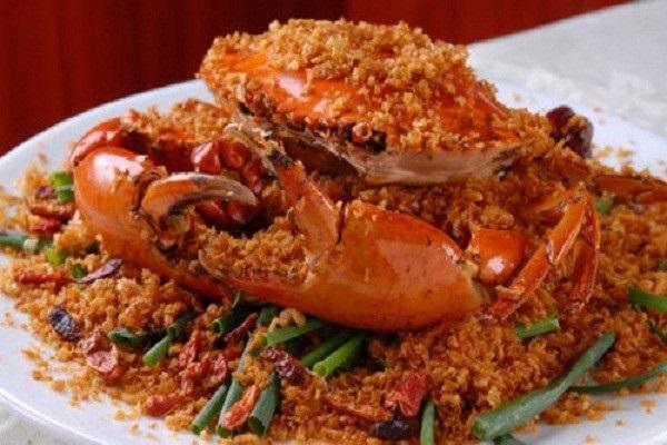 Món ăn giảm cân sau sinh với muối