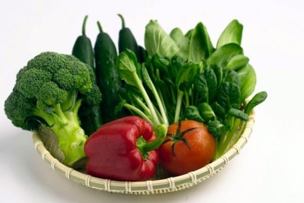 Dùng rau xanh để giảm cân sau sinh nhanh và hiệu quả