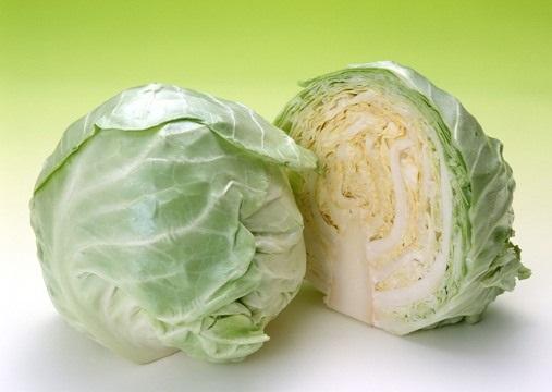 Bắp cải thực phẩm giảm cân hiệu quả