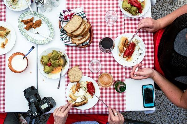 Chia nhỏ thành nhiều bữa ăn hỗ trợ 10 ngày giảm cân hiệu quả