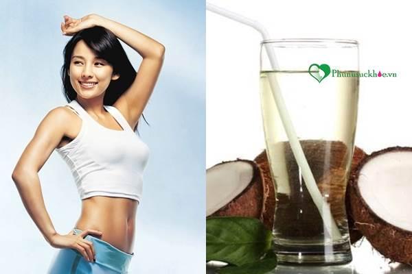 Bật mí phương pháp giảm cân với nước dừa hiệu quả nhanh chóng - Ảnh 1
