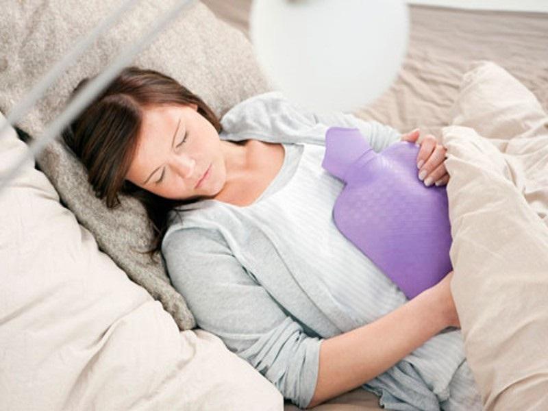 9 phương pháp tự nhiên giúp giảm đau bụng kinh cho bạn nữ - Ảnh 2