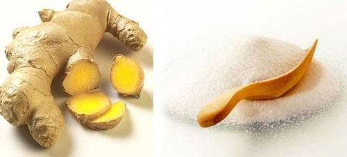 Tuyệt chiêu giảm mỡ bụng bằng gừng và muối tại nhà cực kỳ hiệu quả