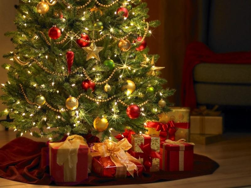 Giáng sinh an lành.
