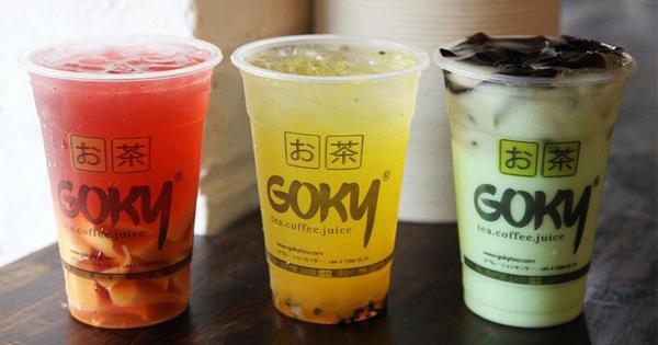Từ ngày 12/04 -16/04/2017, Goky Tea giảm giá 30% toàn bộ trà sữa - Ảnh 1