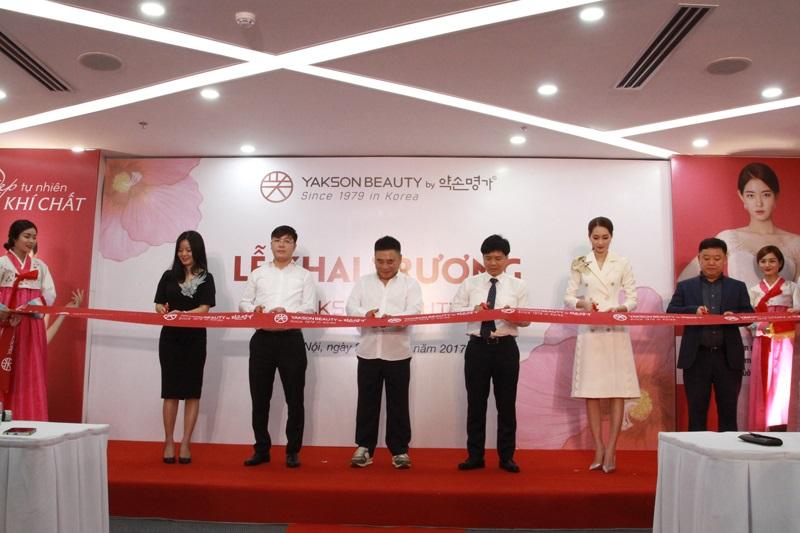 Liệu pháp làm đẹp nổi tiếng Golki của Yakson Beauty lần đầu tiên xuất hiện tại Việt Nam - Ảnh 1