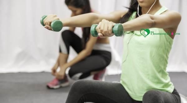 Phụ nữ nên tập gym đều đặn để có đời sống tình dục viên mãn hơn - Ảnh 4