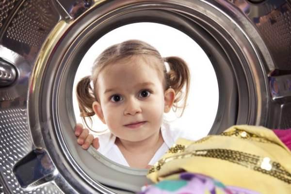 Bí quyết giặt quần áo trẻ sơ sinh bằng máy giặt - Ảnh 2