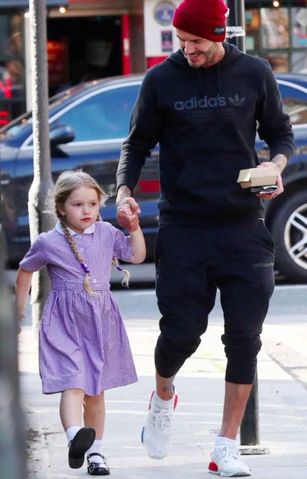 Harper - Cô công chúa sinh ra trong nhung lụa của vợ chồng Beckham được nuôi dạy như nào? - Ảnh 3