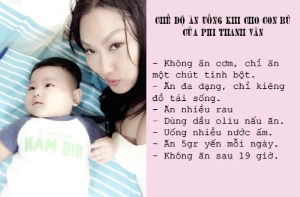 Sau sinh, ăn như Phi Thanh Vân, Minh Hà đảm bảo sẽ eo thon vẫn nhiều sữa - Ảnh 3