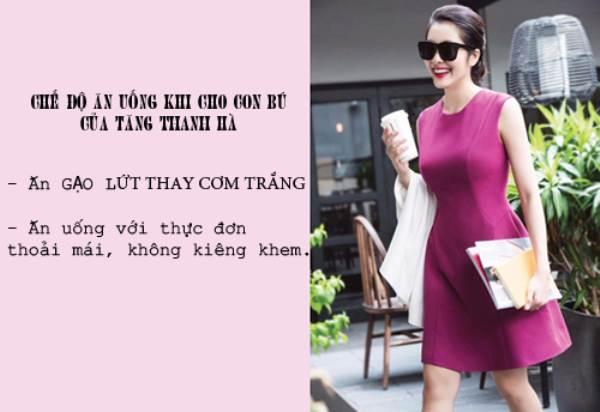 Sau sinh, ăn như Phi Thanh Vân, Minh Hà đảm bảo sẽ eo thon vẫn nhiều sữa - Ảnh 4