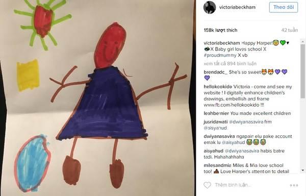 Harper - Cô công chúa sinh ra trong nhung lụa của vợ chồng Beckham được nuôi dạy như nào? - Ảnh 5