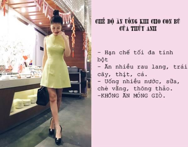 Sau sinh, ăn như Phi Thanh Vân, Minh Hà đảm bảo sẽ eo thon vẫn nhiều sữa - Ảnh 5