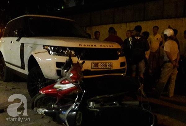 Kẻ trộm xe Range Rover: 'Thấy xe sang nên bám theo chờ cơ hội trộm' - Ảnh 2