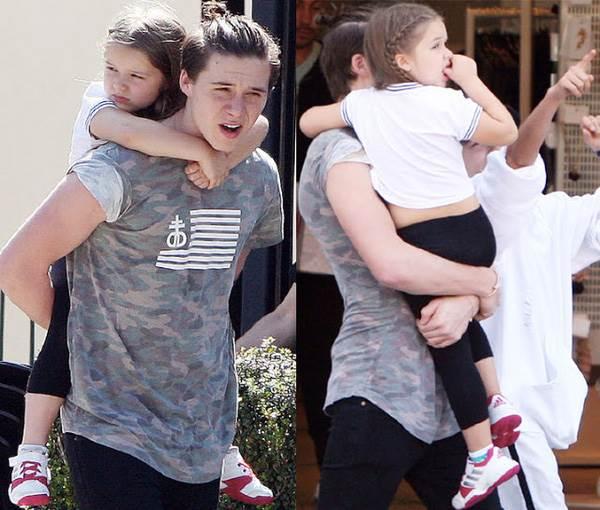 Harper - Cô công chúa sinh ra trong nhung lụa của vợ chồng Beckham được nuôi dạy như nào? - Ảnh 7