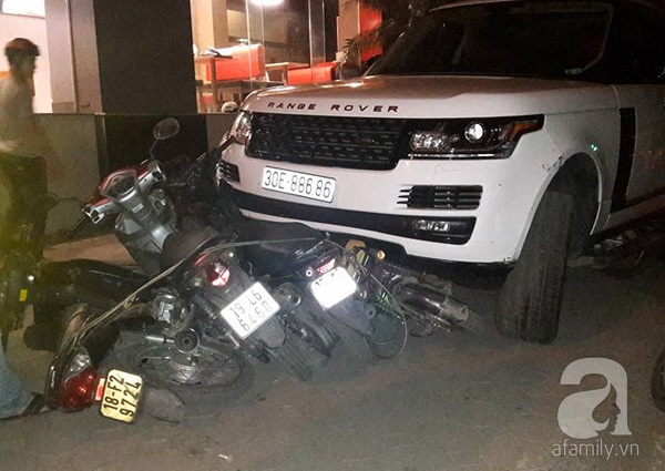 Kẻ trộm xe Range Rover: 'Thấy xe sang nên bám theo chờ cơ hội trộm' - Ảnh 3