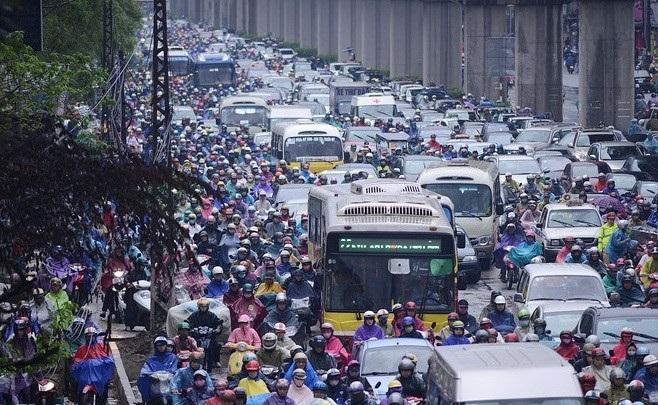 Từ 2030, Hà Nội cấm xe máy: Khó nhưng phải làm