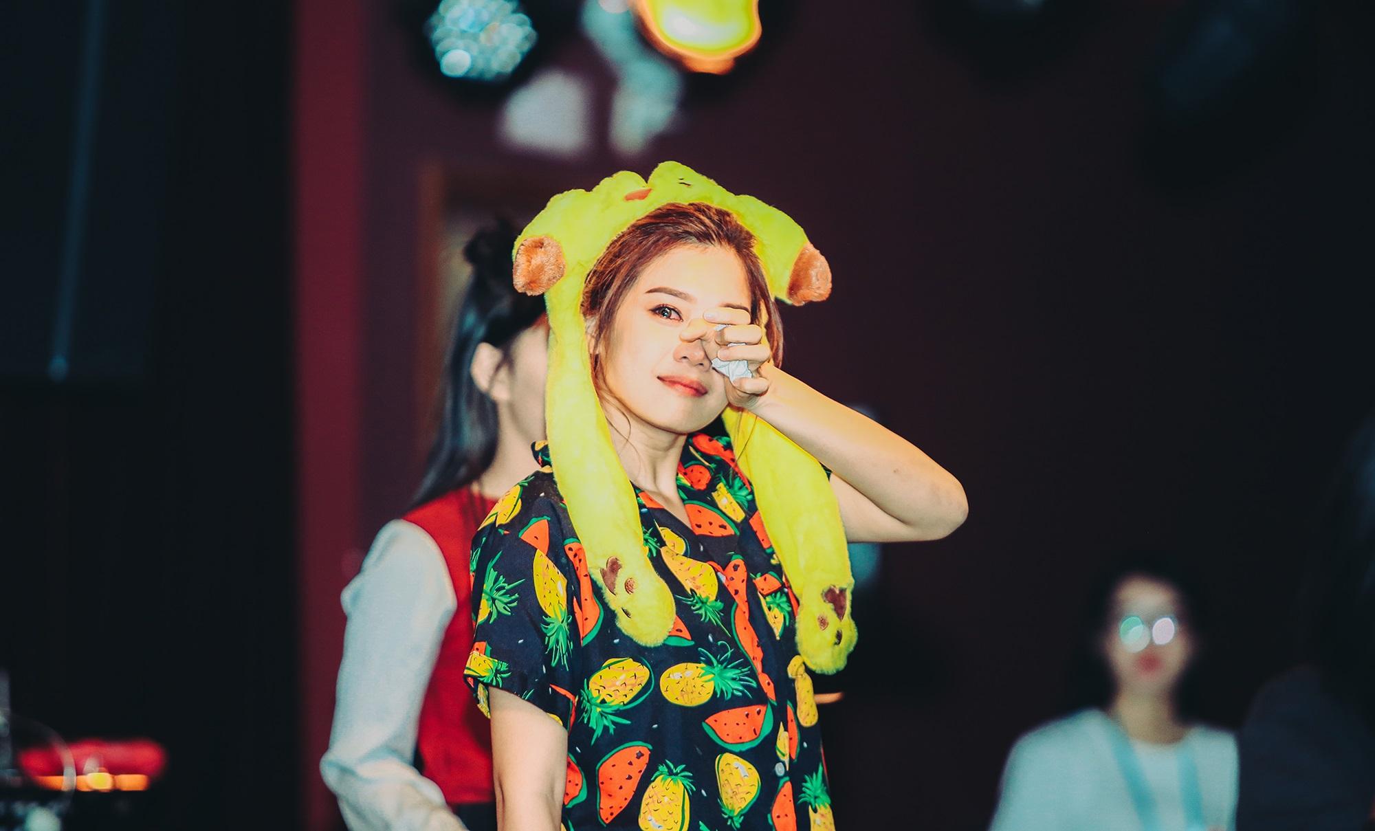 Hoàng Yến Chibi trở thành cô gái 'đa zi năng' khi 'trình làng' sáng tác đầu tay  - Ảnh 1